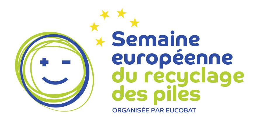 Semaine européenne du recyclage des piles