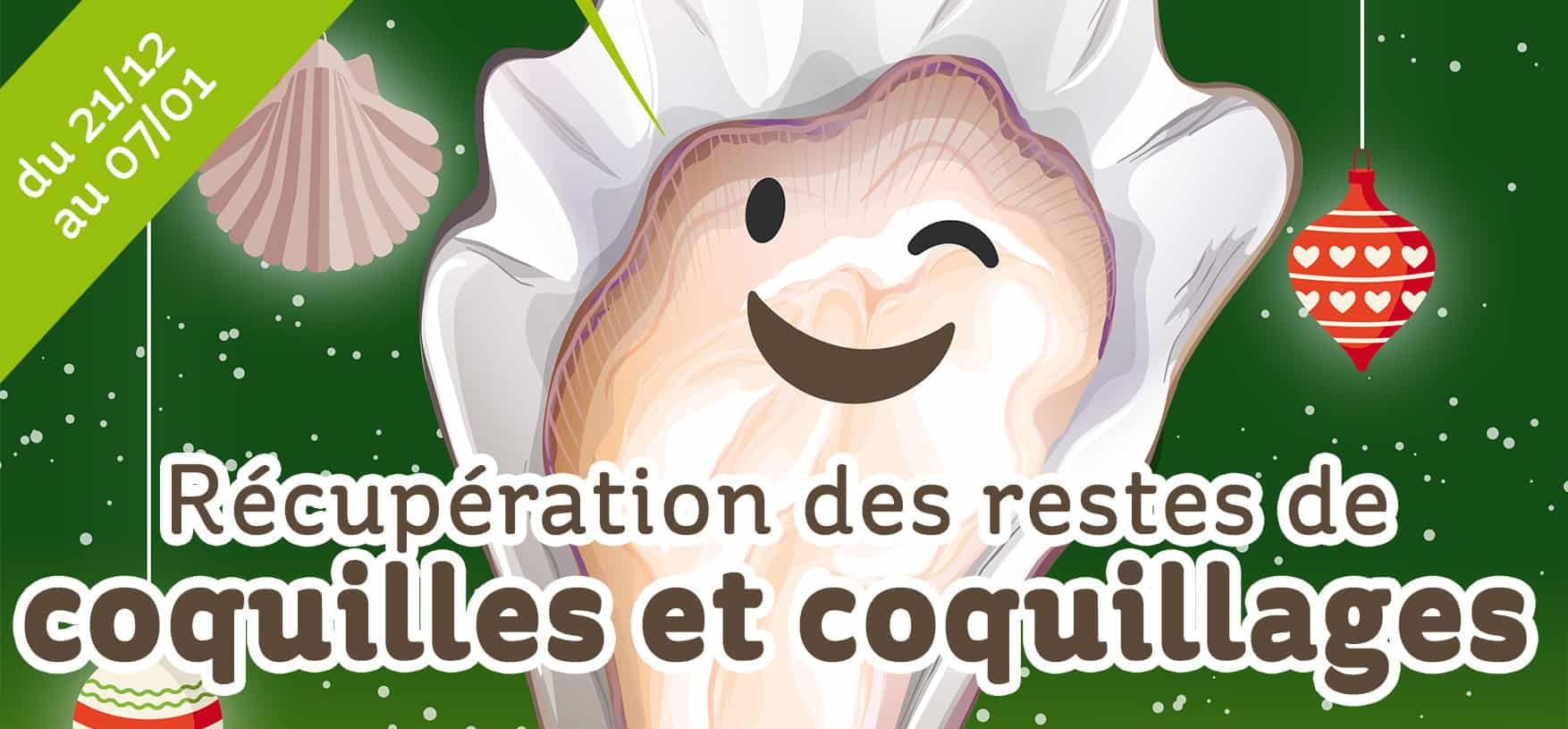 bandeau coquille